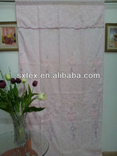 China supplier For home-use Crystal arabic curtain design in 2013