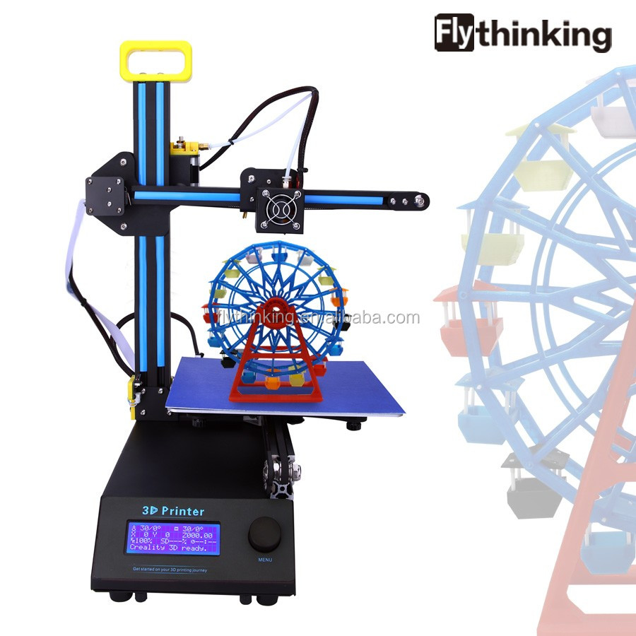 3d plastic PLA Wood diy 3d laser printer for sale