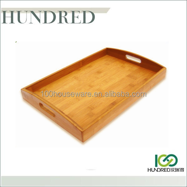Cheap Bamboo Serving Trays