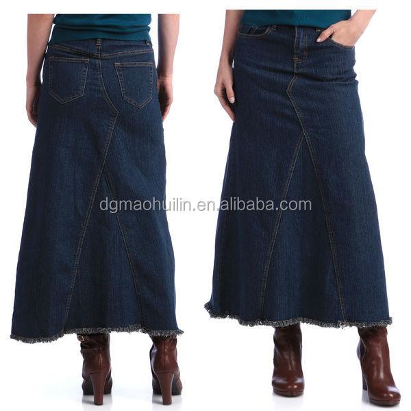 2014 neue mode damen lange r cke denim lange jeans r cke xl rock produkt id 1934642016 german. Black Bedroom Furniture Sets. Home Design Ideas