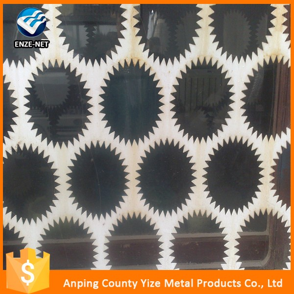 A Grade and Steel Plate Type perforated mesh flexible metal mesh fabric
