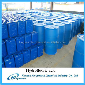 industrial grade anhydrous hydrogen fluoride 99.99% price for sale
