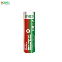 One component non toxic pu glass neutral silicone sealant