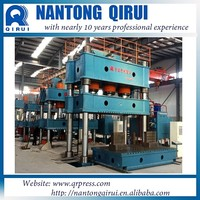 Singel Action Hydraulic Stamping Press machine abrasion machine