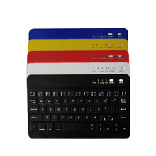 7inch 8inch 10inch Tablet PC bluetooth 59 keys keyboard for ipad