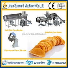 Good Quality Potato Chips Seasoning Machine From China