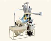 2015 new design roller corn/maize flour milling machine
