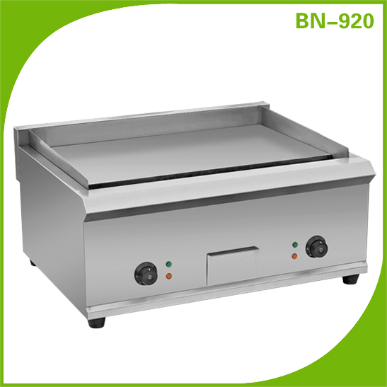 2014 New Industrial Grill Stainless Flat 735 X 524mm Hot Plate ...