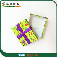 Direct Factory Custom Made Paper Gift Box Wholesale