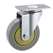 100mm Plastic Swivel Caster