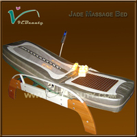 high quality jade massge bed,5 years warrantly automatic ceragem price