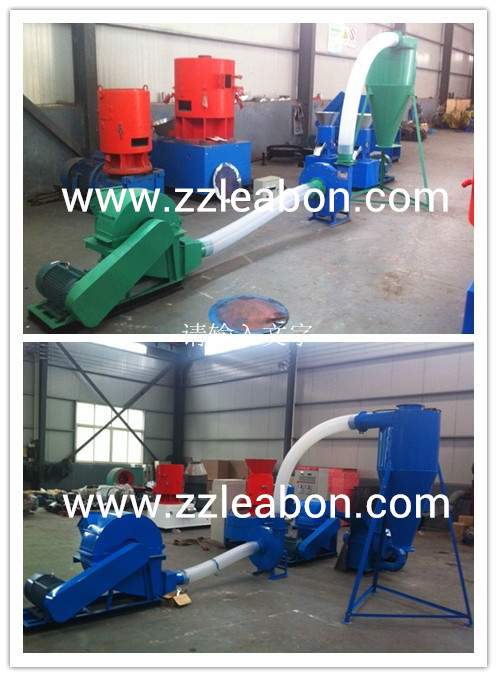 9FH Wood Sawdust Grinding Machine to Make Biomass Pellet