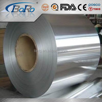 309S stainless steel coil with paper cover