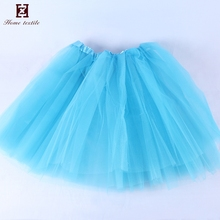 2018 Highest Qualities Popular Children ballet kids tulle skirt tutu skirt pettiskirt