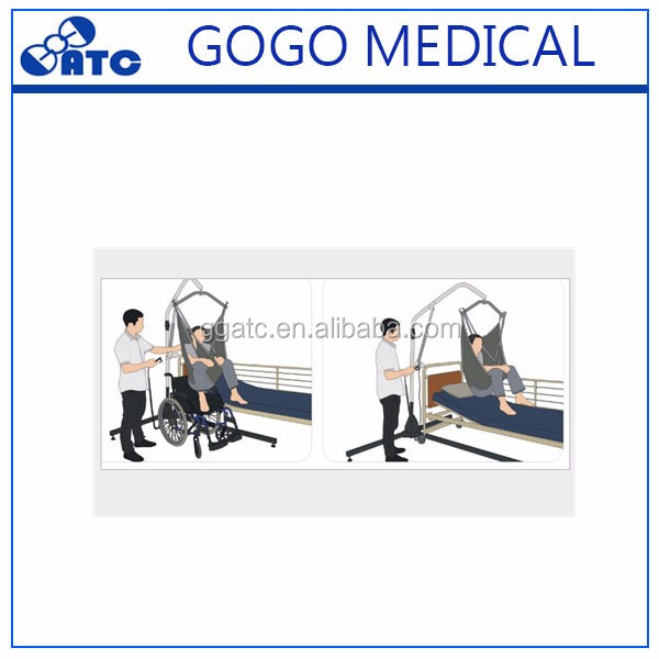 New design electric patient lifter portable hoyer lift and stand up lift