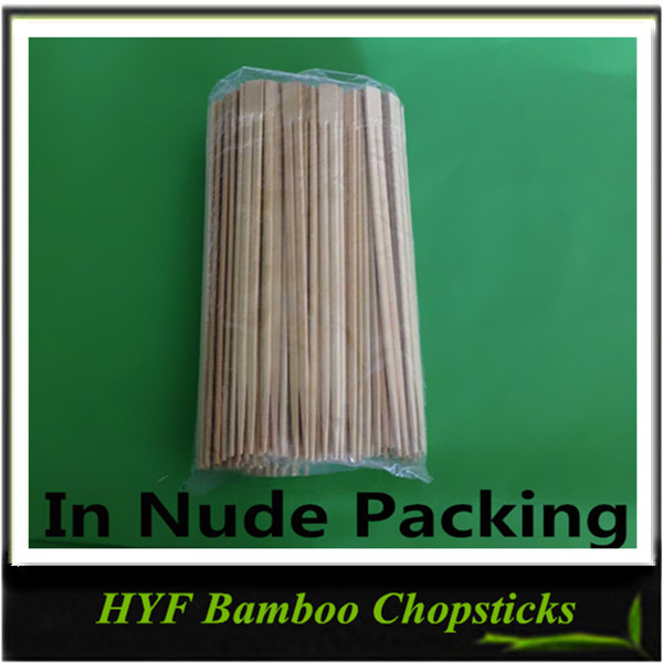 Disposable bulk opp package bamboo chopsticks