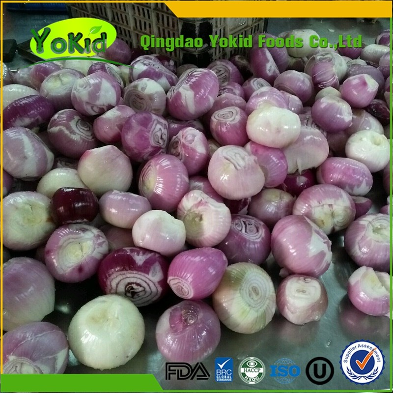 Agricultural Products Grade A market price for iqf frozen red onion