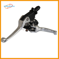 Dirt Bike/Pit Bike Universal Aluminum ASV 2ND Folding Clutch motorcycle hand brake lever