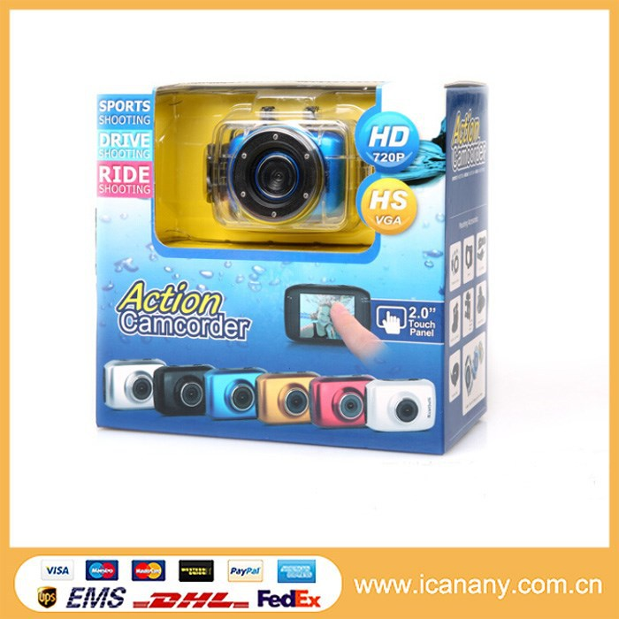 new products 2014 full hd camcorder 1080p waterproof camera rov underwater