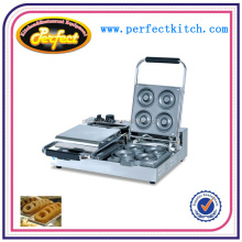 Electric donut making machine /donut machine with double plate