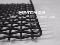 Steel Wire Mining Crimped Screen Mesh