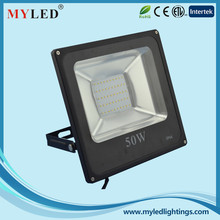 New Product 2016 Flood Light 50w High Power Waterproof Patent Design Led Flood Light