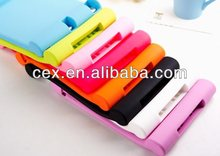 For Apple iPad Air iPad 5 Wholesales Soft Silicone Candy Color Full Protection Case
