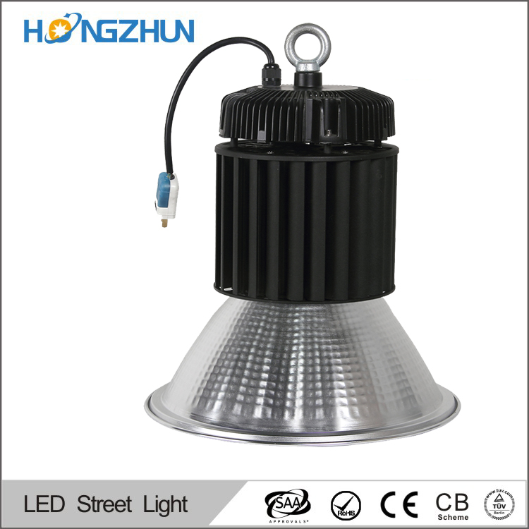 Free Sample! IP65 factory warehouse industrial 100w 150w 200w 250w 300w 400w ufo led high bay light