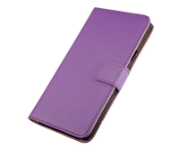 Genuine Real Leather flip case for samsung galaxy note 5 wallet case cover