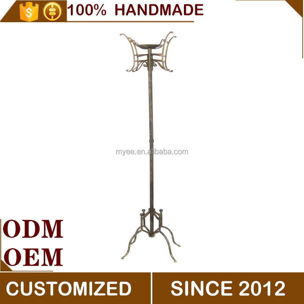 Best Selling Large Metal Roman Clothes Display Rack,coat rack