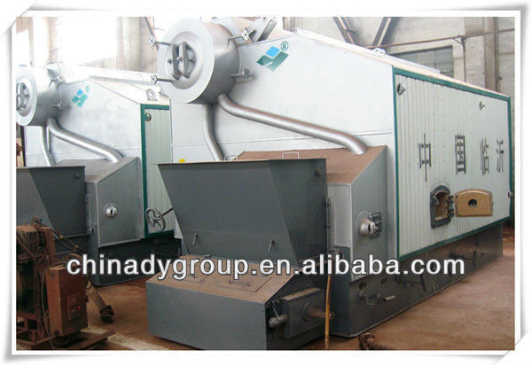 coal/oil/gas/wood fired steam,hot water and heat transfer fluid boiler(DONGYUE)