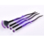 2018 make up blender 4pcs/8pcs/10pcs charm purple snake shape makeup brushes pinceaux maquillage