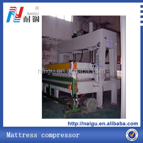 Able good mattress press machine