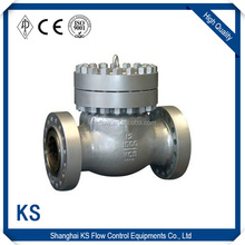 Very cheap products FORGED / BARS cf8m swing check valve