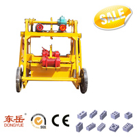 QT40-3B hot egg laying concrete masonry unit