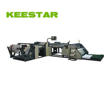 New Keestar 38WBSS pp woven cutting and bag making machine