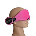 Pink wireless eye mask sleep phone eye mask 3d training mask phone accessories mobile 2018