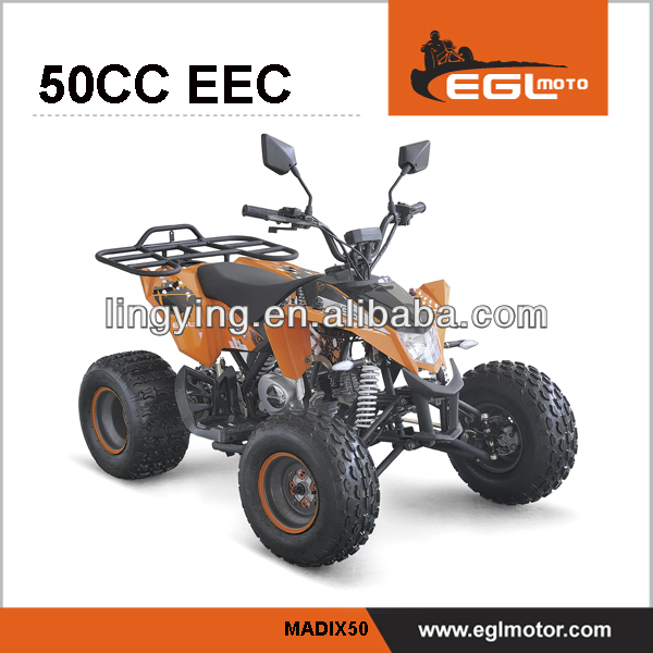 kids gas powered atv 50cc with Madix 50 2017