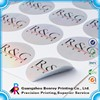 Custom Hot Sale Hologram Adhesive Sticker Labels with Logo