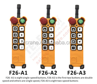 F26-A1/A2/A3 universal use industrial wireless remote control