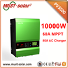 Off Grid Solar Inverter 48Vdc to 230Vac 10KW Home Solar Power System
