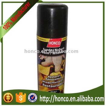 spray shoe polish