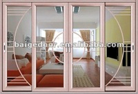 Balcony Partition Door(BG-AW9133)