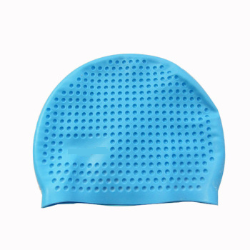 OEM fashion durable ce approved silicone custom swimming caps