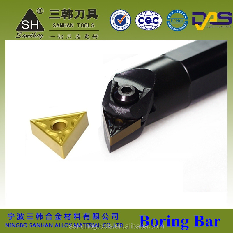 Indexable turning tool holder manufacturer, cnc boring bar tool holder with metal carbide inserts