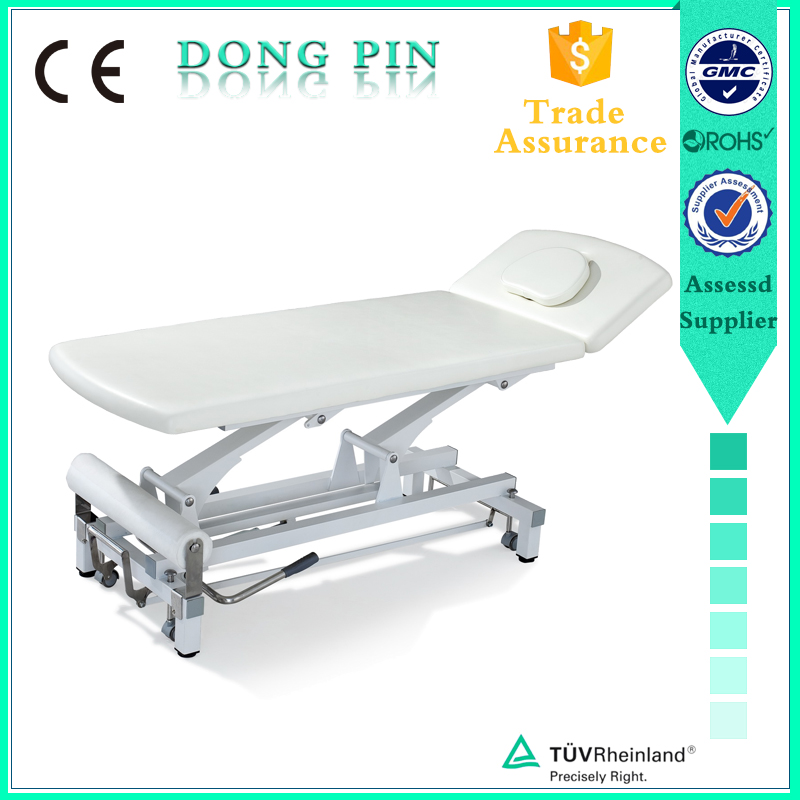 adjustable hydraulic massage treatment table for sale