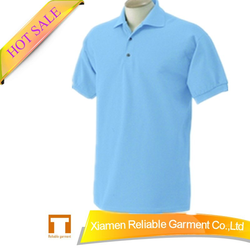 Factory price polo t-shirt manufacturer in lahore with custom logo