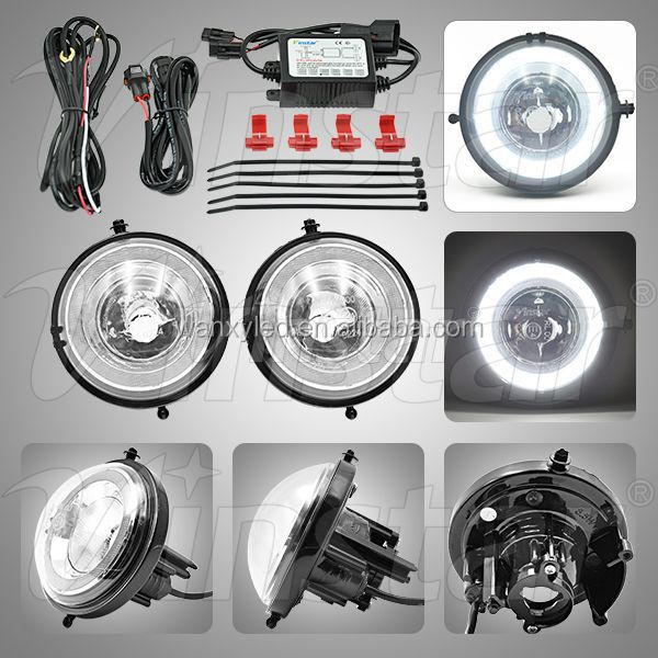 Daylight Mini R56 R55 led dayline drl day driving light with fog lamp optional