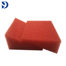 factory produce a variety of apertures Polyurethane foam filter sponge