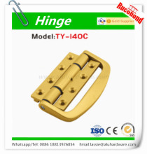 Aluminum alloy hinge for windows and doors
